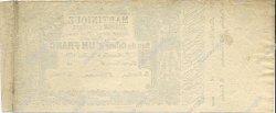 1 Franc MARTINIQUE  1859 P.A02r SUP