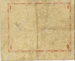 1 Franc MARTINIQUE  1895 P.03A TTB