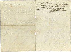1169 Livres 8 Sols 2 Deniers MARTINIQUE  1787 K.364 TTB