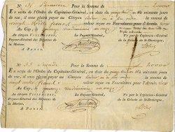 20000 Francs SAINT DOMINGUE  1802 K.383 SUP