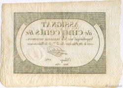 500 Livres FRANCE  1794 Laf.172 SPL