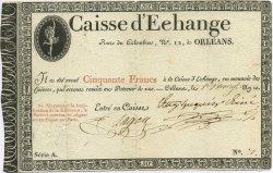 50 Francs Caisse d