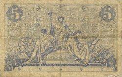 5 Francs NOIR FRANCE  1872 F.01.06 TB