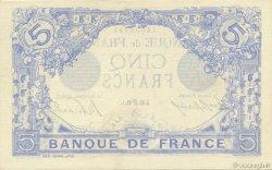 5 Francs BLEU FRANCE  1912 F.02.06 pr.SPL