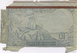 10 Francs MINERVE FRANCE  1917 F.06.00 TTB à SUP