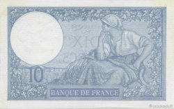 10 Francs MINERVE modifié FRANCE  1941 F.07.28 pr.NEUF