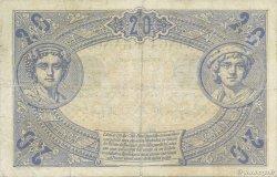 20 Francs NOIR FRANCE  1904 F.09.03 pr.TB