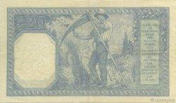 20 Francs BAYARD FRANCE  1918 F.11.03 TTB à SUP