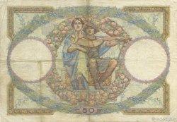 50 Francs LUC OLIVIER MERSON FRANCE  1928 F.15.02 pr.TTB