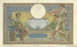 100 Francs LUC OLIVIER MERSON avec LOM FRANCE  1908 F.22.01 pr.SUP