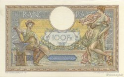 100 Francs LUC OLIVIER MERSON grands cartouches FRANCE  1928 F.24.07 SUP