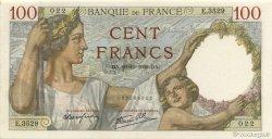 100 Francs SULLY FRANCE  1939 F.26.12 SPL