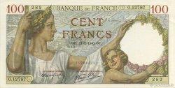 100 Francs SULLY FRANCE  1940 F.26.33 pr.NEUF