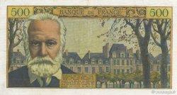 500 Francs VICTOR HUGO FRANCE  1955 F.35.05 TTB+