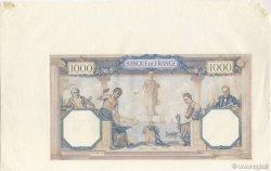 1000 Francs CÉRÈS ET MERCURE FRANCE  1927 F.37.00e3 SPL