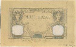 1000 Francs CÉRÈS ET MERCURE FRANCE  1918 F.37.00 SPL