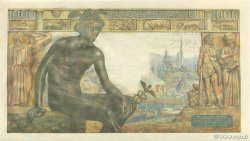 1000 Francs DÉESSE DÉMÉTER FRANCE  1943 F.40.40 NEUF