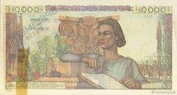 10000 Francs GÉNIE FRANÇAIS FRANCE  1945 F.50.00s1b SUP+