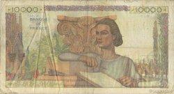 10000 Francs GÉNIE FRANÇAIS FRANCE  1947 F.50.19 pr.TB