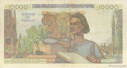 10000 Francs GÉNIE FRANÇAIS FRANCE  1950 F.50.42 TB+