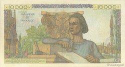 10000 Francs GÉNIE FRANÇAIS FRANCE  1951 F.50.49 TTB