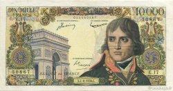 10000 Francs BONAPARTE FRANCE  1956 F.51.03 TB à TTB