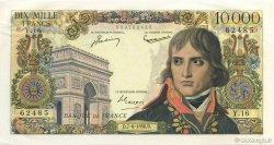10000 Francs BONAPARTE FRANCE  1956 F.51.03 SPL+