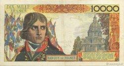 10000 Francs BONAPARTE FRANCE  1956 F.51.06 TB+