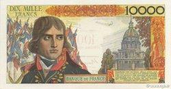 100 NF sur 10000 Francs BONAPARTE FRANCE  1958 F.55.01 SPL