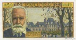 5 Nouveaux Francs VICTOR HUGO FRANCE  1964 F.56.15 SPL