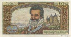 50 Nouveaux Francs HENRI IV FRANCE  1959 F.58.04 pr.NEUF