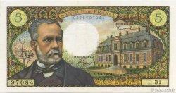 5 Francs PASTEUR FRANCE  1966 F.61.03 SUP+