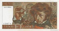 10 Francs BERLIOZ FRANCE  1976 F.63.16 NEUF
