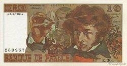 10 Francs BERLIOZ FRANCE  1978 F.63.23