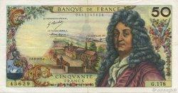 50 Francs RACINE FRANCE  1971 F.64.18 SUP