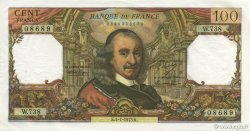 100 Francs CORNEILLE FRANCE  1973 F.65.43 SPL