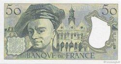 50 Francs QUENTIN DE LA TOUR FRANCE  1986 F.67.12 pr.NEUF
