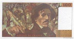 100 Francs DELACROIX 442-1 & 442-2 FRANCE  1995 F.69ter.01c pr.NEUF