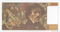 100 Francs DELACROIX 442-1 & 442-2 FRANCE  1995 F.69ter.02b pr.NEUF