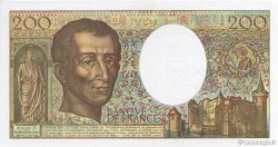 200 Francs MONTESQUIEU FRANCE  1990 F.70.10a NEUF