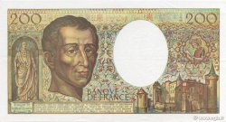 200 Francs MONTESQUIEU FRANCE  1992 F.70.12a SUP+