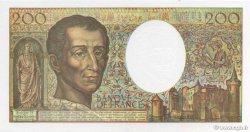 200 Francs MONTESQUIEU FRANCE  1992 F.70.12c NEUF