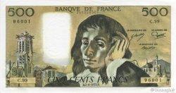 500 Francs PASCAL FRANCE  1979 F.71.19 SUP+