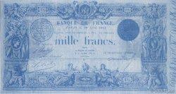 1000 Francs à la griffe bleue FRANCE régionalisme et divers  1863 F.A36.00 SPL