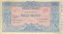 1000 Francs FRANCE régionalisme et divers  1930 F.-- TTB