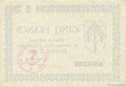 5 Francs FRANCE régionalisme et divers  1948 K.206 pr.NEUF