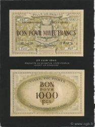 1000 Francs FRANCE  1940 F.-- NEUF