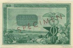 50 Francs LOIRE INFERIEURE FRANCE régionalisme et divers  1940 -- SPL