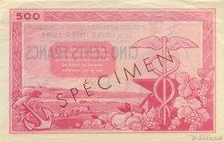 500 Francs LOIRE INFERIEURE FRANCE régionalisme et divers  1940 -- SPL