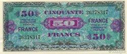 50 Francs FRANCE FRANCE  1944 VF.24.01 SPL